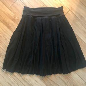 Mist skirt